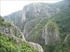 Turzii gorge (lime stone rocks)