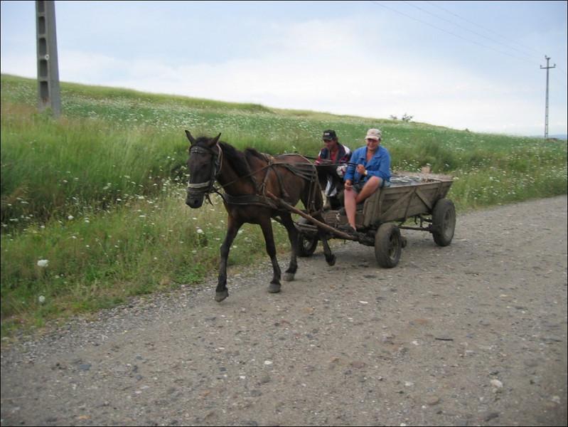 transportation (Romania)