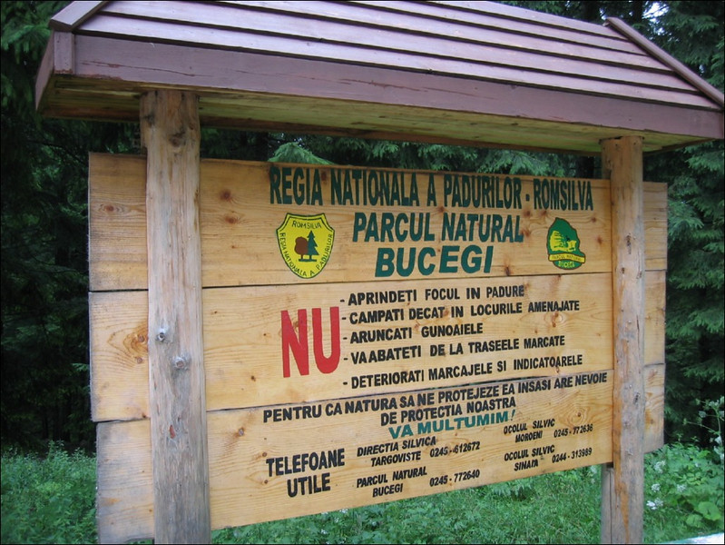 Nature Park Bucegi (Romania)
