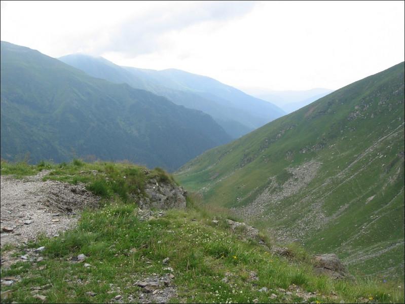 landscape (Carpathian mountains)