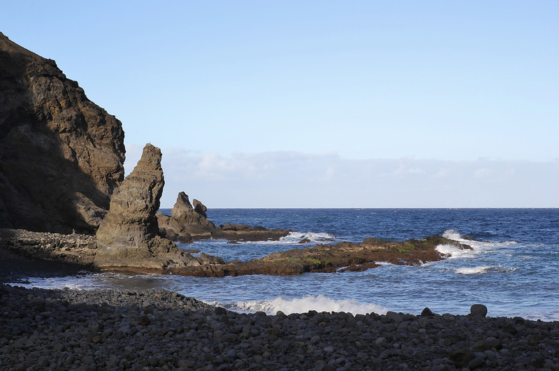 Playa de la Caleta, Atlantic Ocean