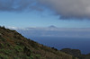 View at Pico del Teide,Tenerife, Palo Atravesado 600m, 4x4 road NE of Enchereda 1065m