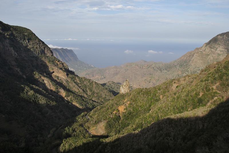Landscape near El Cedro, 1000m