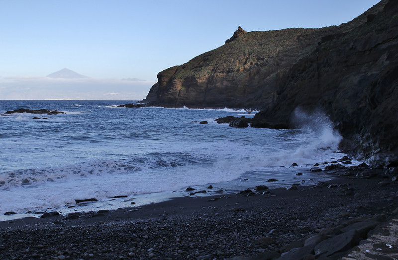 Playa de la Caleta, Atlantic Ocean
