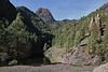 Landscape Barranco La Laja, 620m