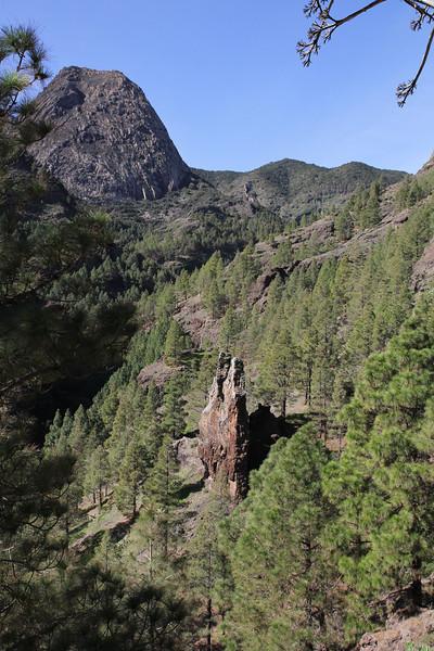La Laja, 600m