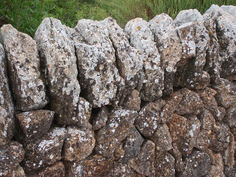 Old Majorcas walls, Salobrar de Campo