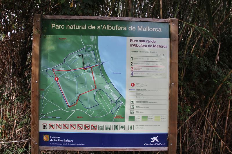Parque Natural de s'Albufera de Mallorca