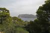 View at Mallorca, Island, Parc Naturel de sa Dragonera, Liedó-des Liebeig