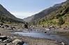 Barranco de las Angustias, route PR LP 13.1 in the South of Parque Nacional de la Caldera de Taburiente