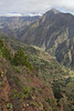 View at Barranco de las Angustia, Torre del Time, S of Hoya Grande 1387m