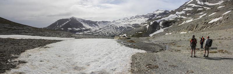 SE of Rifugio de Goriz, 2200m,