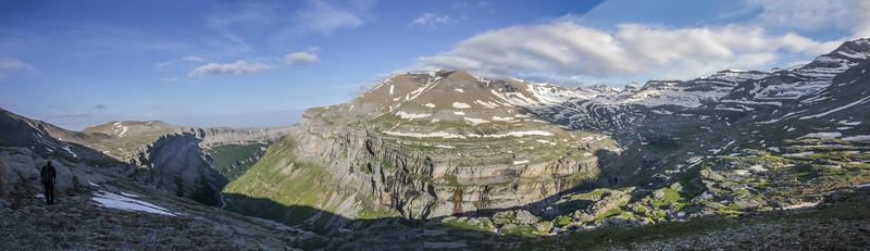 Landscape at 2000m