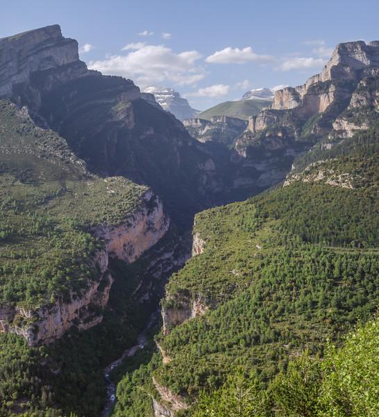 View at Valle de Añisco