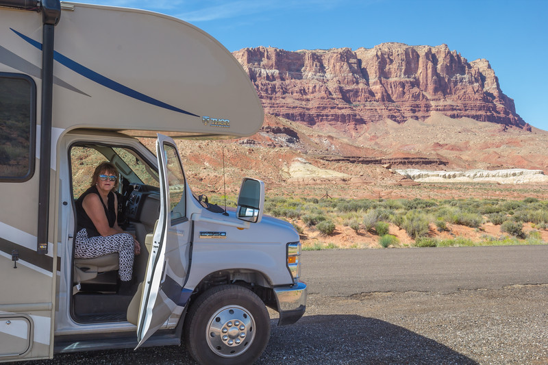 Monument Valley    N of Kayenta, Arizona