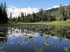 Lake Bigelow (Bigelow Lakes Trail, Oregon Caves National Monument)
