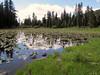 Lake Bigelow,(Bigelow Lakes Trail, Oregon Caves National Monument)