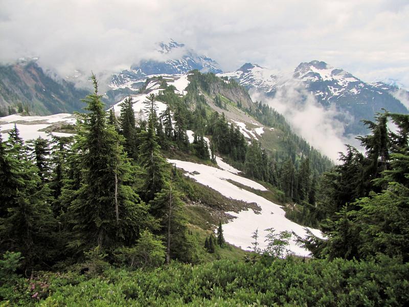 Mount Baker 3286m Washington