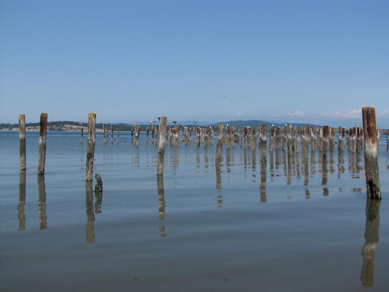 Pacific Ocean (near Annacortes, Washington)