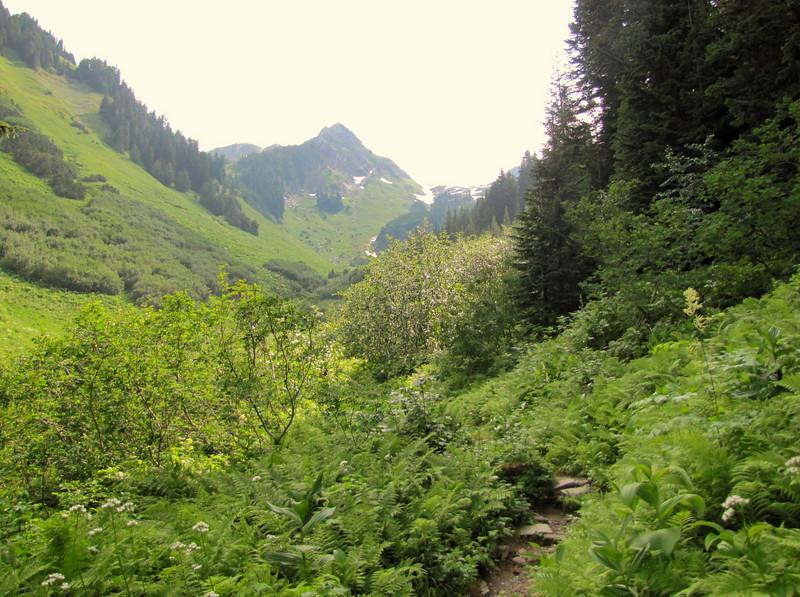 Hidden Lake Trail, North Cascades National Park, Washington