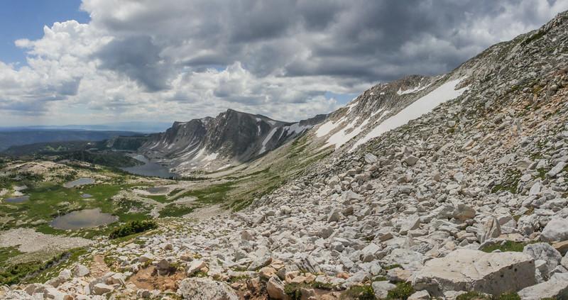 Medicine Bow Mountains