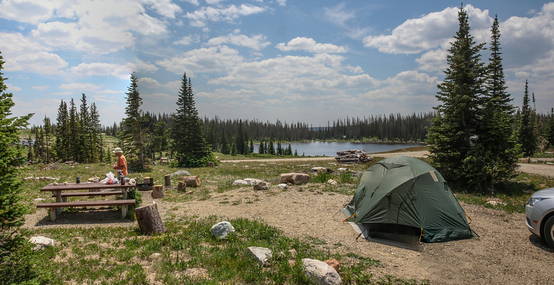 Lincoln campground
