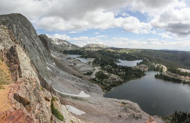 Medicine Bow Peak 3662m