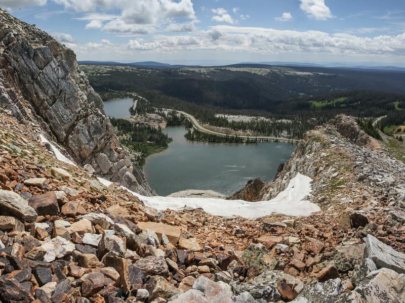 Quartzite Rocks