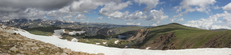 Beartooth Plateau >3000m