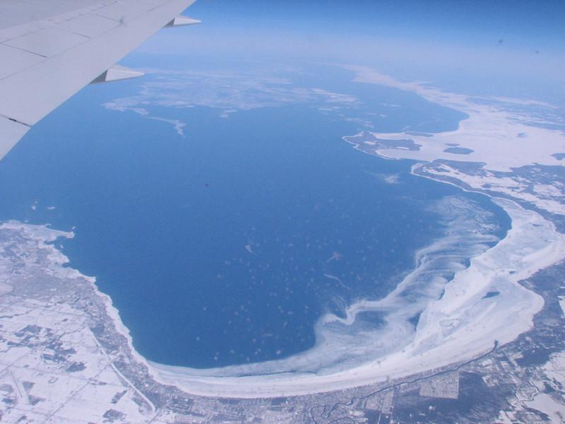 coastal area of Canada