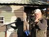 shooting with live ammunition (Starkville MS Autumn 2008)