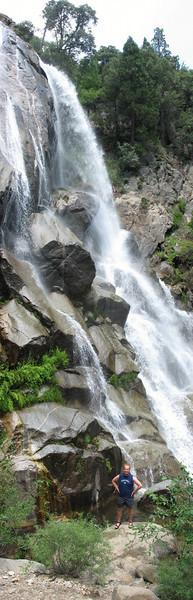 waterfall (Yosemite N.P.)