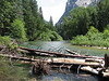 Merced River (Yosemite N.P. Siera Nevada)