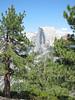 Half Dome 2695m. (Yosemite N.P. Siera Nevada)