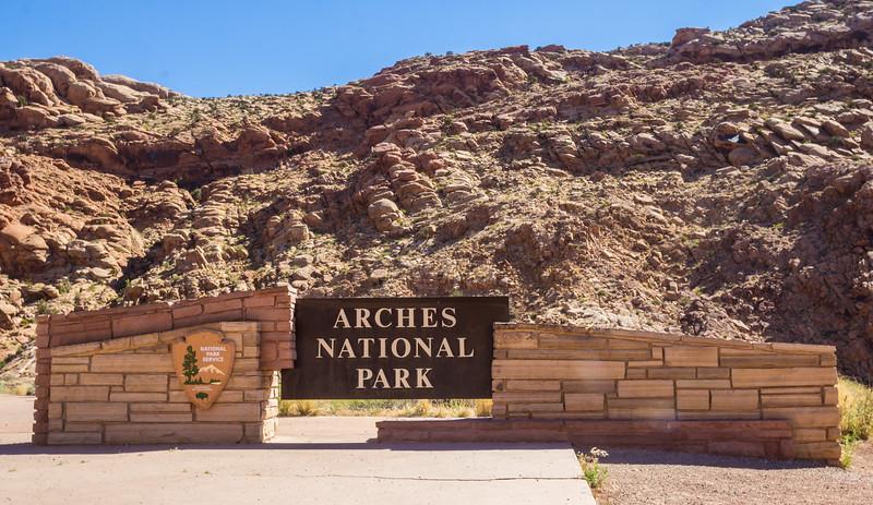 Arches N.P. Utah