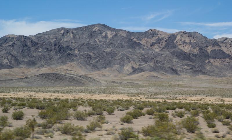 Desert, N of Las Vegas