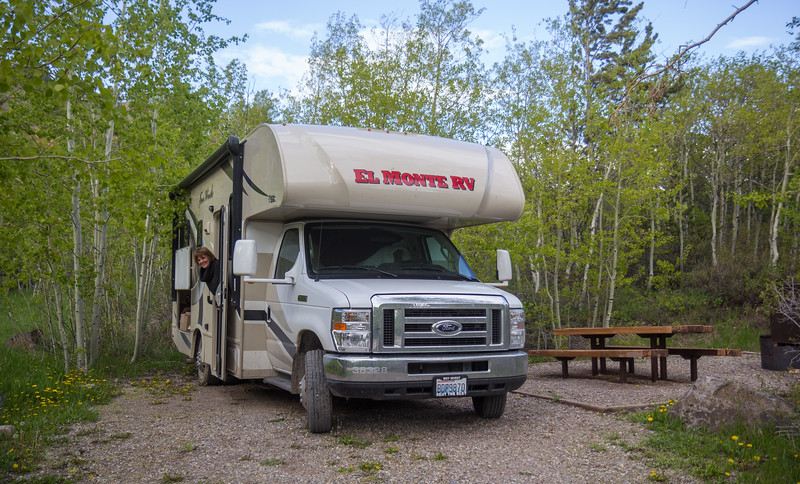 RV-campground Atherton Creek