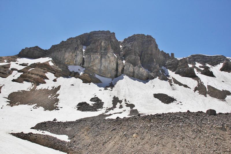 Mountain ridge, Bridger-Teton National Forest