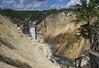 Yellowstone River Falls