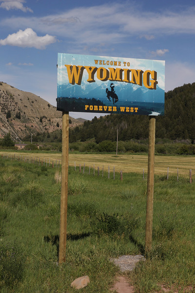 State Wyoming, WY