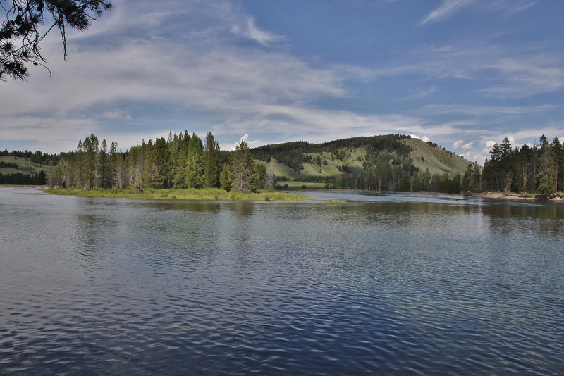Landscape, Grand Teton National Park.