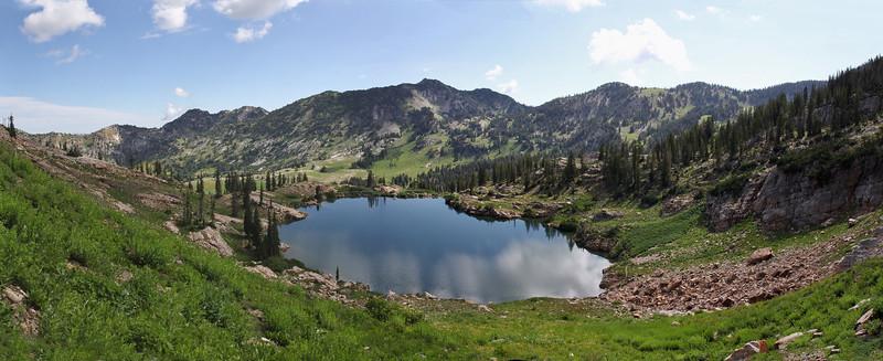 Secret Lake, Alta, UT.