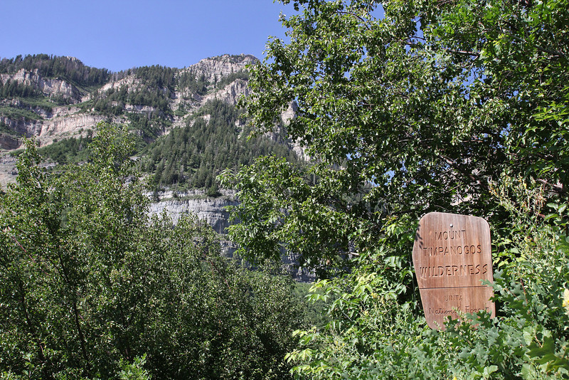 Mount Timpanogos Trail.
