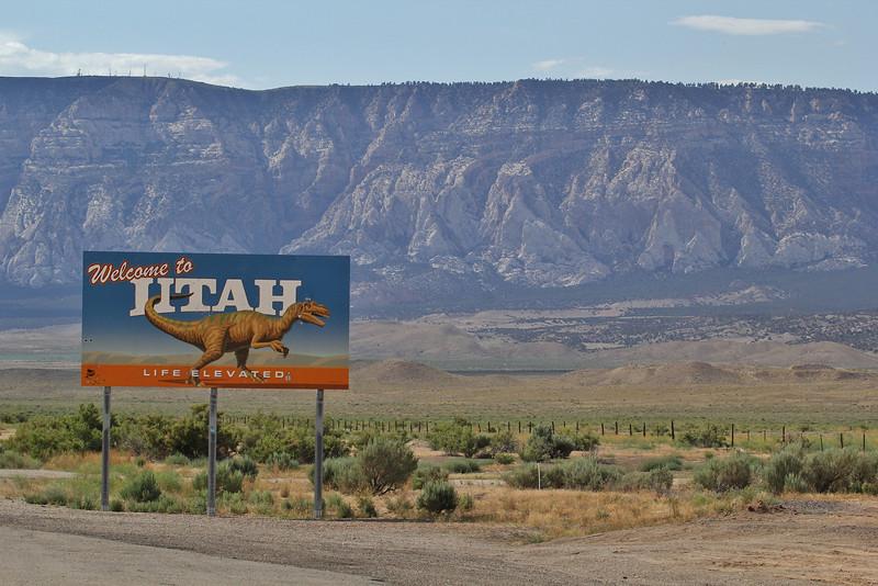 Entrance Utah State