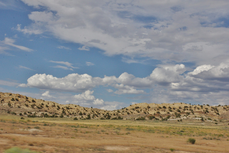 Landscape near Roosevelt, UT.