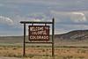 Entrance Colorado State