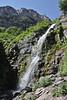 Waterfall, Mount Timpanogos Wilderniss Area.
