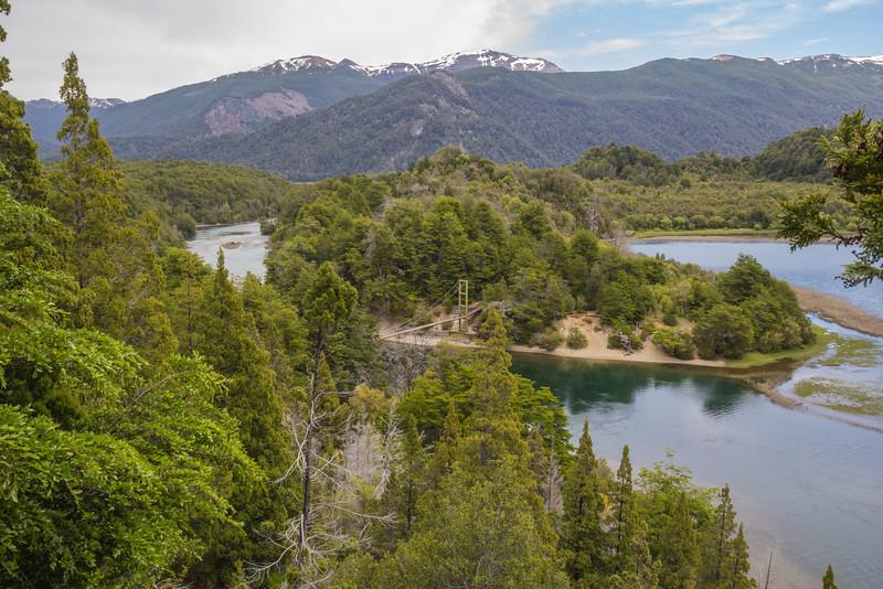 Island, Lago Menéndez