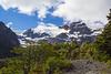 Manso glacier