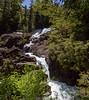 Los Cántaros waterfall